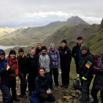 Over £5,000 raised by the friends of Nicky's Foundation National Three Peaks Challenge