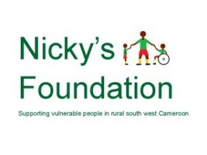 Nicky's Foundation logo