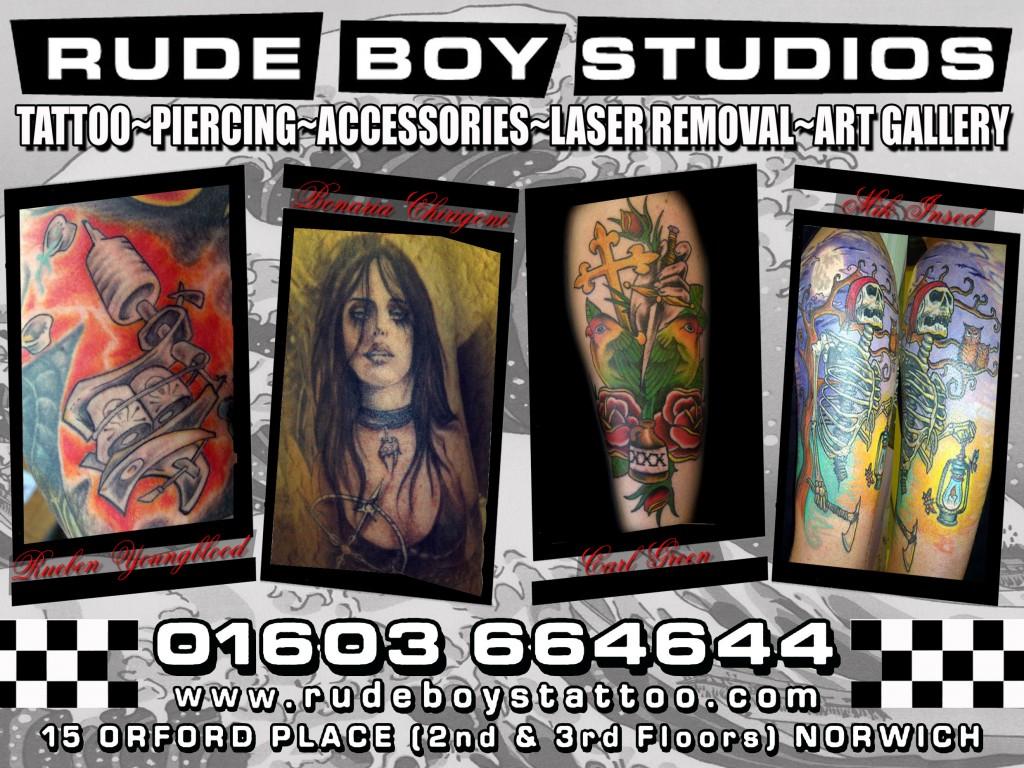 Rude Boy Studios