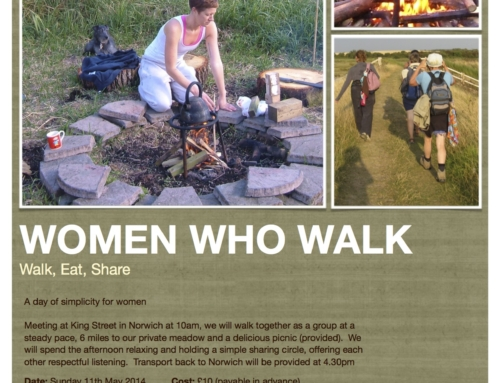 Women Who Walk