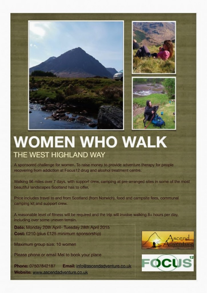 West Highland Way Flyer