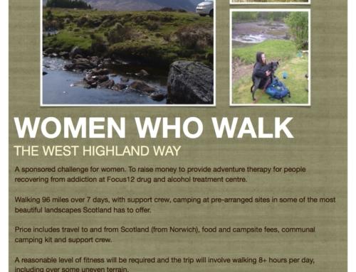Women Who Walk The West Highland Way