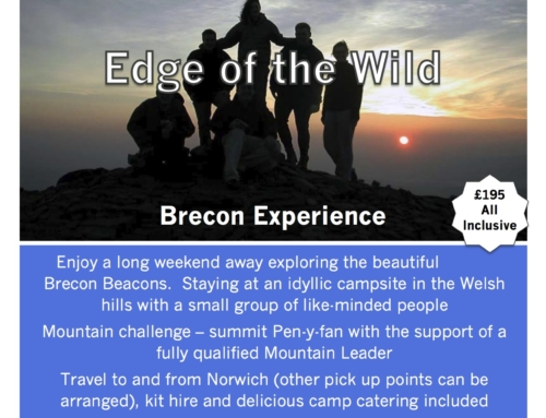 Brecon Experience – Edge of the Wild