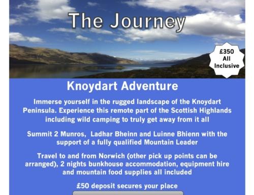 Knoydart Adventure