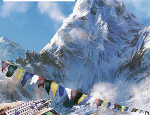 Everest or Bust!!!